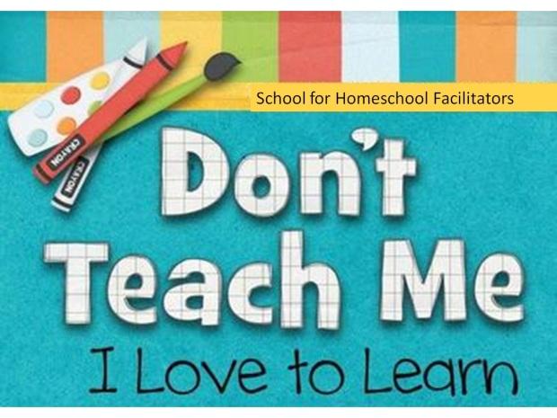 don't teach me