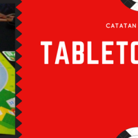 Catatan PERAK 2017 #3 : TABLETOP GAME